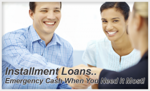 Installment loan simple & straightforward