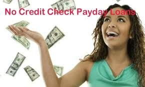 No credit check for bad credit