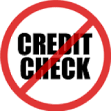 Credit Score not Considered