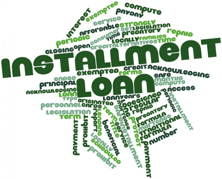 Different Types Of installment Loans That Are Paid Back Monthly
