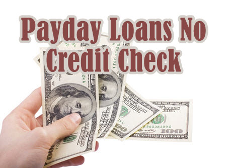 Payday Loans Online with Minimal Credit Check